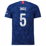Chelsea Home Cup Vapor Match Shirt 2019-20 with Ingle 5 printing