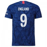 Chelsea Home Cup Vapor Match Shirt 2019-20 with England 9 printing