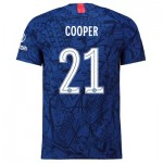 Chelsea Home Cup Vapor Match Shirt 2019-20 with Cooper 21 printing