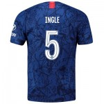 Chelsea Home Cup Stadium Shirt 2019-20 with Ingle 5 printing
