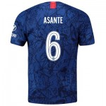 Chelsea Home Cup Stadium Shirt 2019-20 with Asante 6 printing