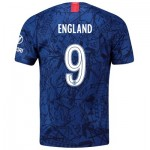 Chelsea Home Cup Stadium Shirt 2019-20 with England 9 printing