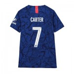 Chelsea Home Cup Vapor Match Shirt 2019-20 - Kids with Carter 7 printing