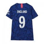 Chelsea Home Cup Vapor Match Shirt 2019-20 - Kids with England 9 printing