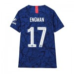 Chelsea Home Cup Vapor Match Shirt 2019-20 - Kids with Engman 17 printing