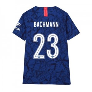 Chelsea Home Cup Vapor Match Shirt 2019-20 - Kids with Bachmann 23 printing