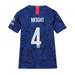Chelsea Home Cup Stadium Shirt 2019-20 - Kids with Bright 4 printing