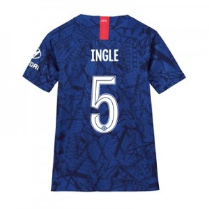 Chelsea Home Cup Stadium Shirt 2019-20 - Kids with Ingle 5 printing