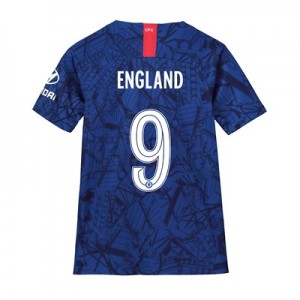Chelsea Home Cup Stadium Shirt 2019-20 - Kids with England 9 printing