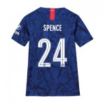 Chelsea Home Cup Stadium Shirt 2019-20 - Kids with Spence 24 printing