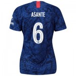 Chelsea Home Cup Stadium Shirt 2019-20 - Womens with Asante 6 printing