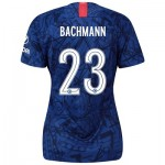 Chelsea Home Cup Stadium Shirt 2019-20 - Womens with Bachmann 23 printing