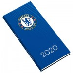 Chelsea Official 2020 Slim Diary
