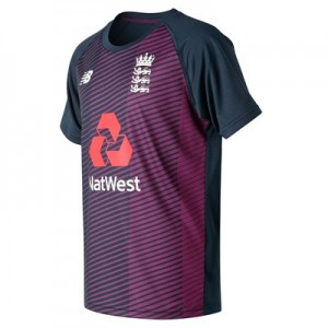 England Cricket Training T-Shirt - Kids