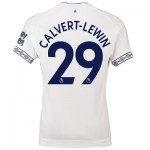 Everton Third Shirt 2018-19 with Calvert-Lewin 29 printing