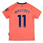 Everton Away Shirt 2019-20 - Kids with Walcott 11 printing