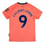 Everton Away Shirt 2019-20 - Kids with Calvert-Lewin 9 printing