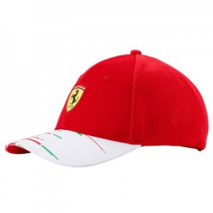 Scuderia Ferrari 2018 Team Cap by Puma