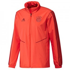 FC Bayern All Weather Jacket - Red