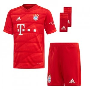 FC Bayern Home Mini Kit 2019-20