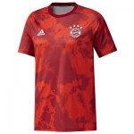 FC Bayern Pre-Match Shirt - Red