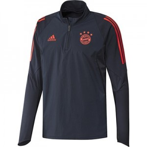 FC Bayern UCL Training Top - Navy