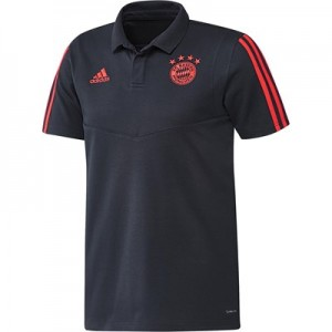 FC Bayern UCL Training Polo - Navy