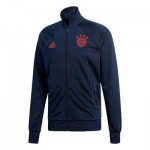 FC Bayern Icons Jacket - Navy
