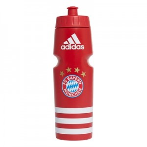 FC Bayern Water bottle - Red