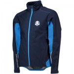 The 2018 Ryder Cup European Team Galvin Green Gore-Tex Full-Zip Jacket with C-KNIT