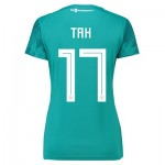 Germany Away Shirt 2018 - Womens with Tah 5 printing