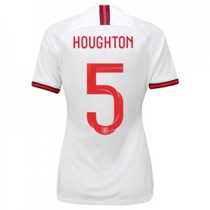 England Home Stadium Shirt 2019-20 - Women's with Houghton 5 printing