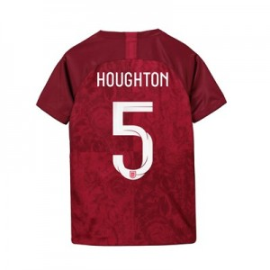 England Away Stadium Shirt 2019-20 - Kids with Houghton 5 printing