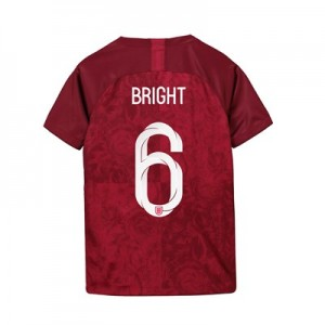 England Away Stadium Shirt 2019-20 - Kids with Bright 6 printing