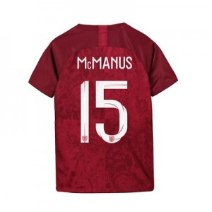England Away Stadium Shirt 2019-20 - Kids with McManus 15 printing
