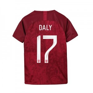 England Away Stadium Shirt 2019-20 - Kids with Daly 17 printing