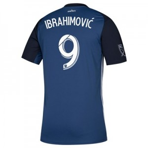 LA Galaxy Secondary Shirt 2019 with Ibrahimovic  9 printing