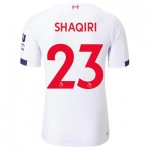 Liverpool Away Elite Shirt 2019-20 with Shaqiri 23 printing