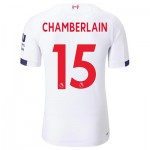 Liverpool Away Elite Shirt 2019-20 with Chamberlain 15 printing