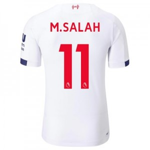 Liverpool Away Elite Shirt 2019-20 with M.Salah 11 printing