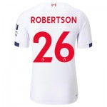 Liverpool Away Elite Shirt 2019-20 with Robertson 26 printing