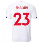 Liverpool Away Shirt 2019-20 with Shaqiri 23 printing