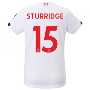 Liverpool Away Shirt 2019-20 - Womens with Sturridge 15 printing