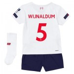 Liverpool Away Infant Kit 2019-20 with Wijnaldum 5 printing