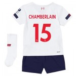 Liverpool Away Infant Kit 2019-20 with Chamberlain 15 printing