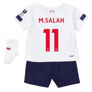 Liverpool Away Baby Kit 2019-20 with M.Salah 11 printing