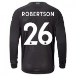 Liverpool Third Shirt 2019-20 - Long Sleeve with Robertson 26 printing