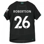 Liverpool Third Shirt 2019-20 - Kids with Robertson 26 printing
