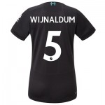 Liverpool Third Shirt 2019-20 - Womens with Wijnaldum 5 printing