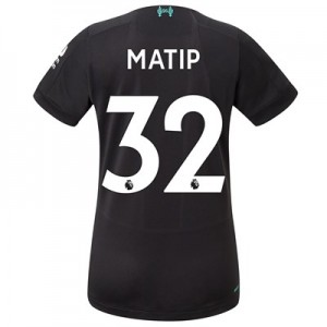 Liverpool Third Shirt 2019-20 - Womens with Matip 32 printing